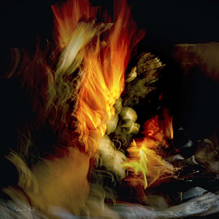 Explosive Birth Limited Photographic art by Loek van Walsem Being born with great potential, we should only experience life in complete exctacy