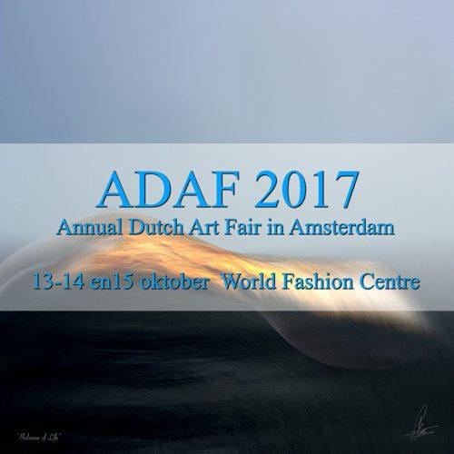 adaf 2017 our very first step outside Amsterdam World Fashion centre annual dutch art fair 2017